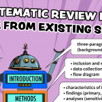 The Systematic Review: It Came from Existing Studies!