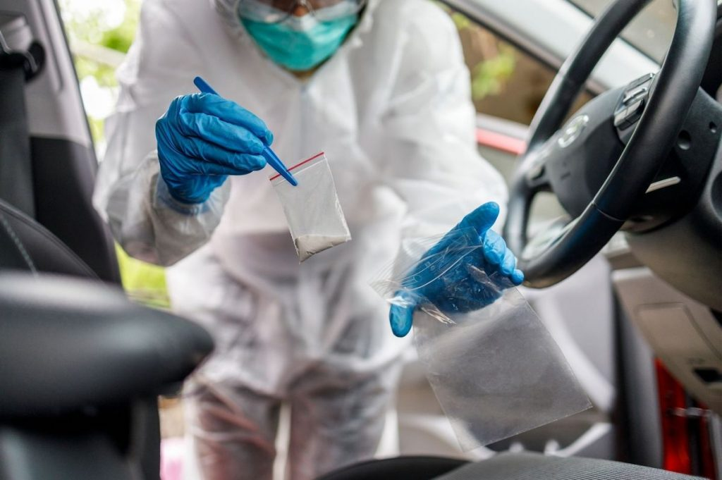 careers in forensic sciences research