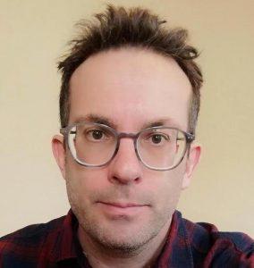 Dr. Gareth Dyke