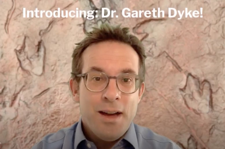 Dr. Gareth Dyke joins the Edanz Learning team!