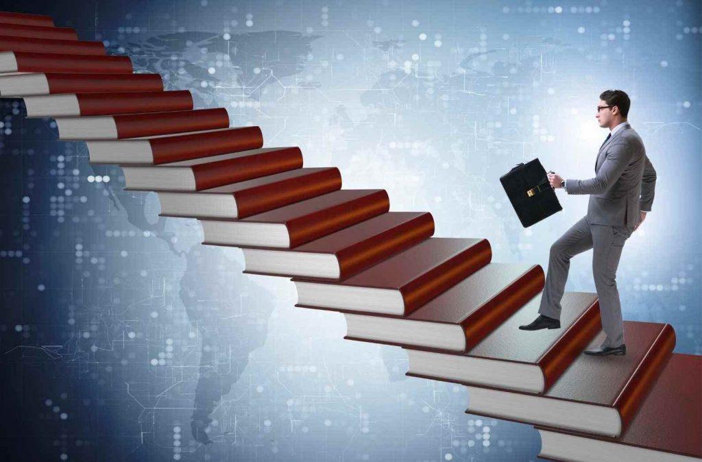 climbing the academic ladder