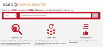 Journal Selector